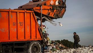 Система тотального контроля вывоза мусора на полигоны Подмосковья заработает в июле