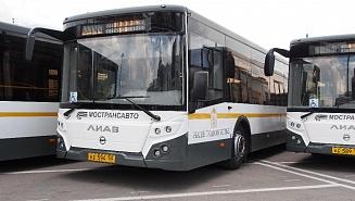 В Подмосковье вышли на маршруты более 1 тысячи 750 новых автобусов