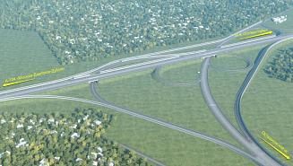Жители Подмосковья пожаловались на строительство новой платной дороги