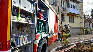Сегодня в Подмосковье объявлен единый день пожарных тренировок